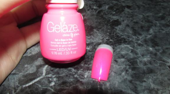 gelaze by china glaze