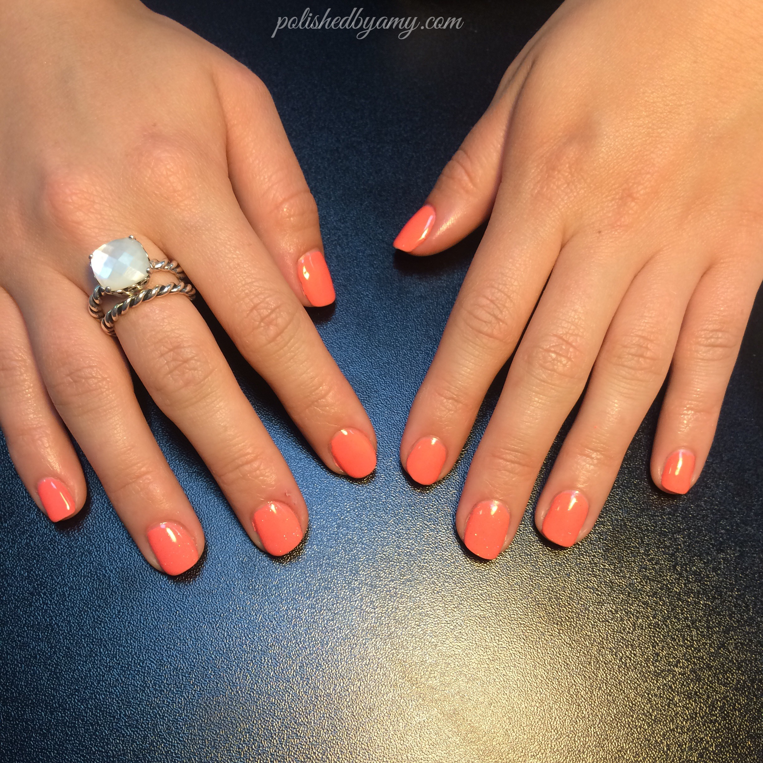 Gel Manicures Myths Debunked Polished By Amy
