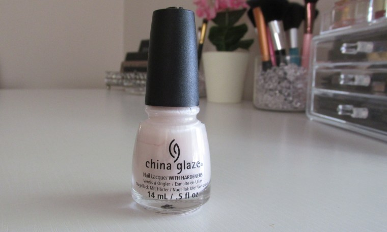 china glaze angel's breath