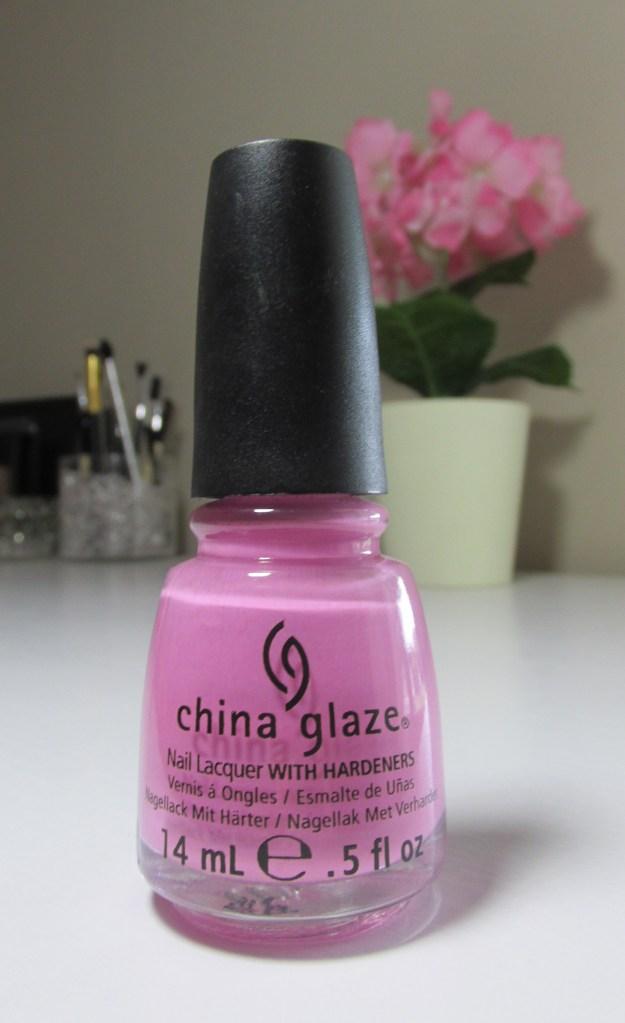 china glaze dance baby