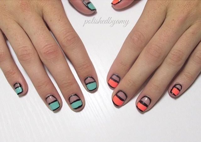 polished by amy nail art