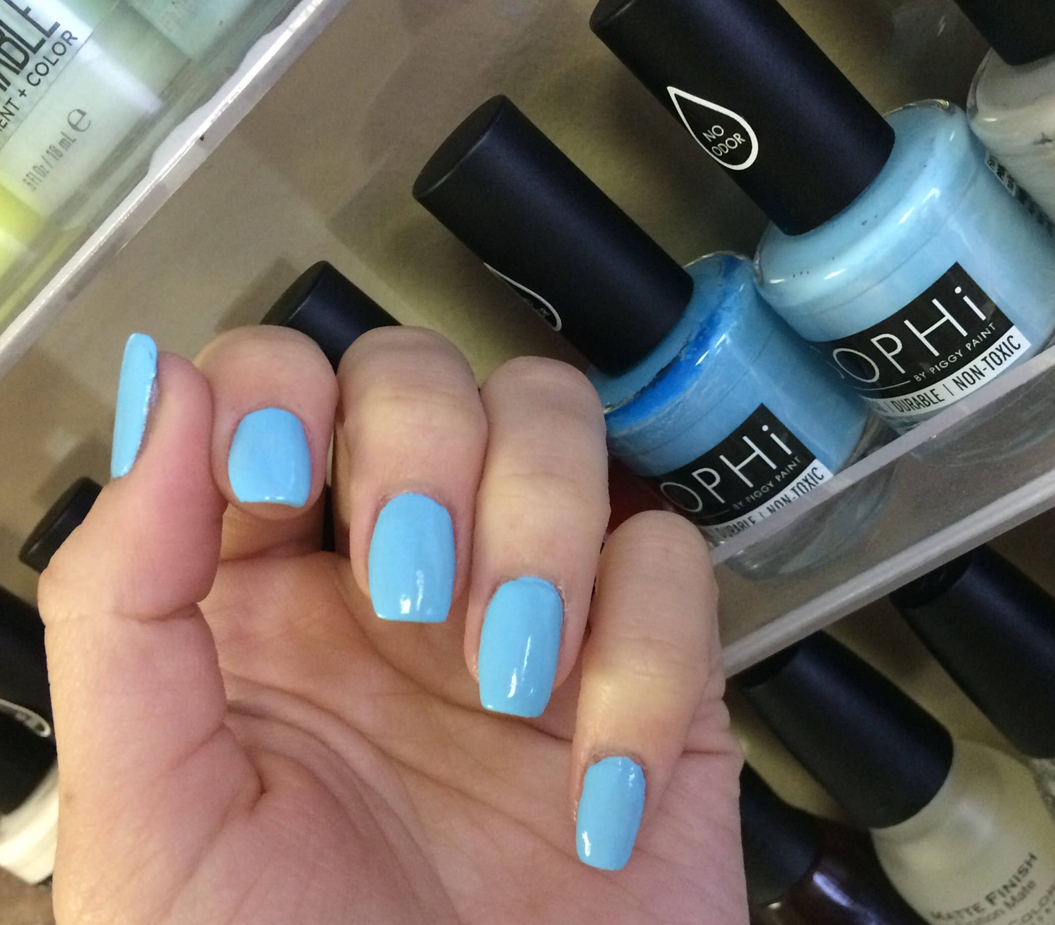 Nails of the Day! – Polished by Amy
