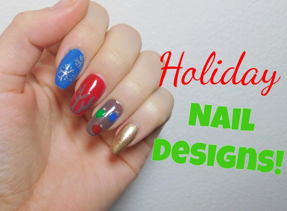 Nail Art Polished By Amy